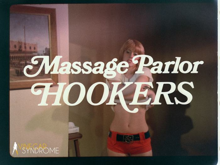classic sexploitation Massage Parlor Hookers