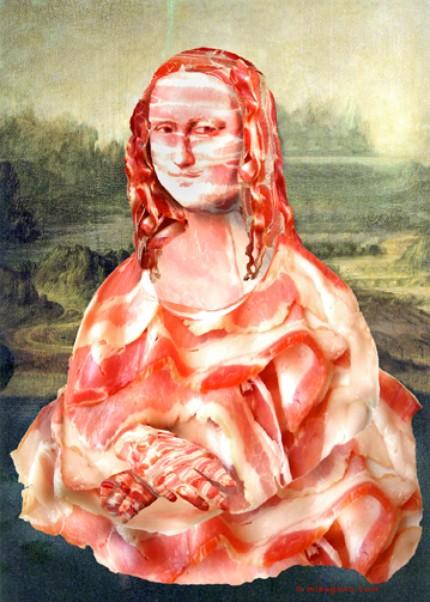 Mona Lisa Bacon