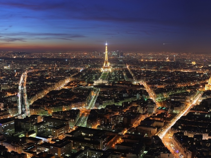 Paris City Of Lights