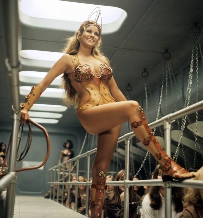Raquel Welch dominatrix