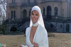 Raquel Welch the Nun