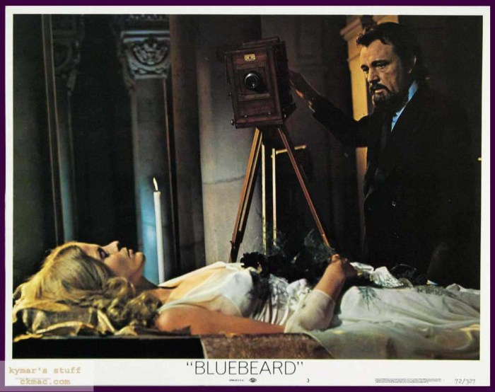 Richard Burton Bluebeard