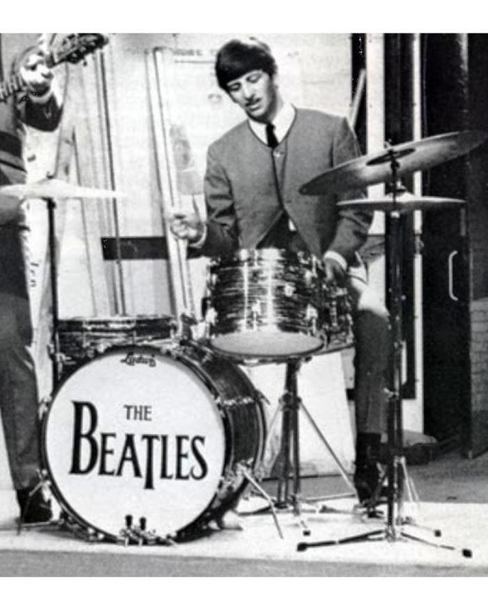 Ringo Starr The Beatles drummer
