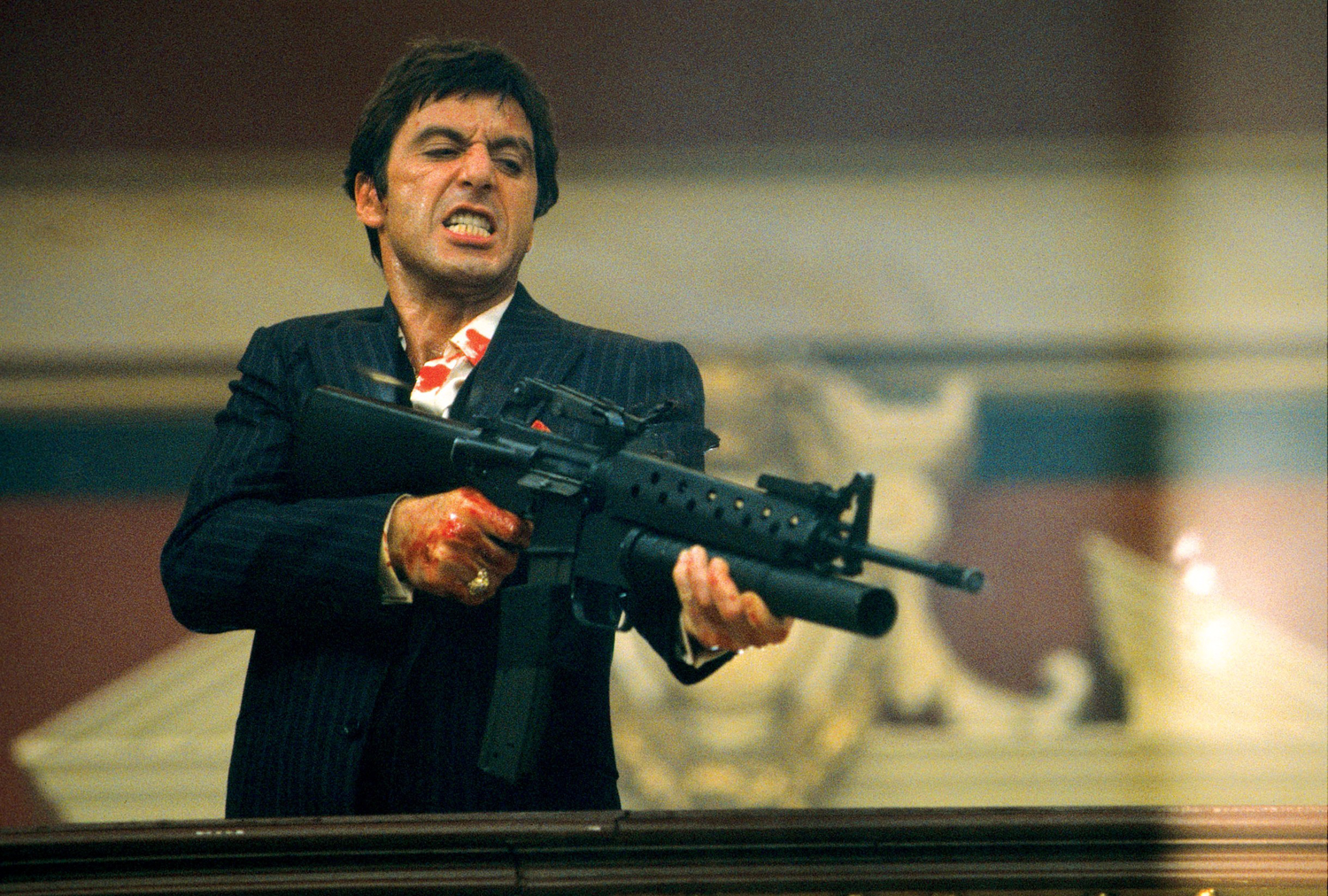 Scarface Jacuzzi His Full Picture