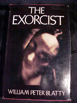 the exorcist book