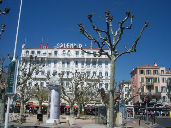 The splendid Cannes