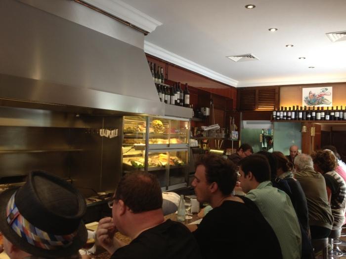 Cal Pep counter