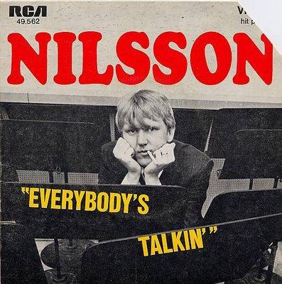 Harry Nilsson Everybody's Talkin