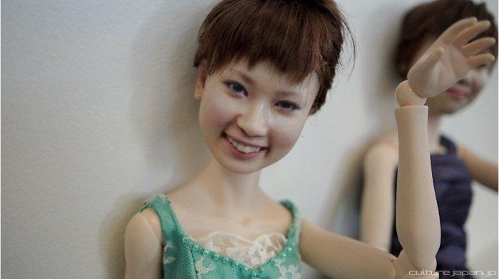 human doll cloning in japan