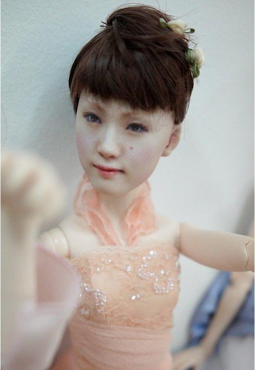 japanese human doll cloning