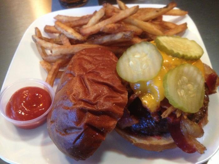 Kuma's best burgers in Chicago