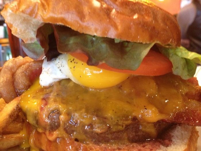 Kumas Burger