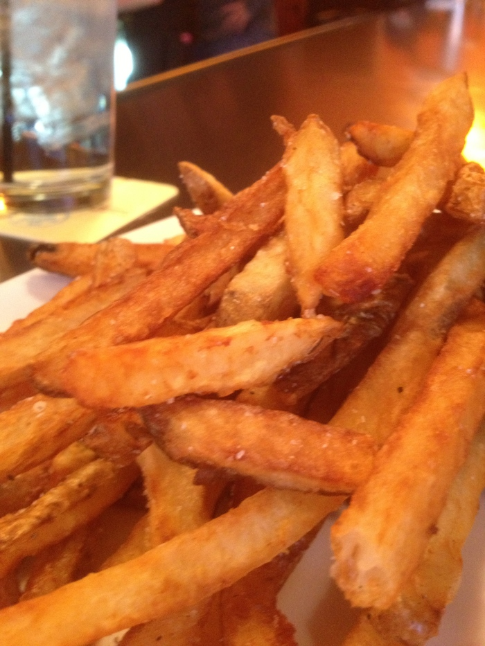 Kuma's french fries