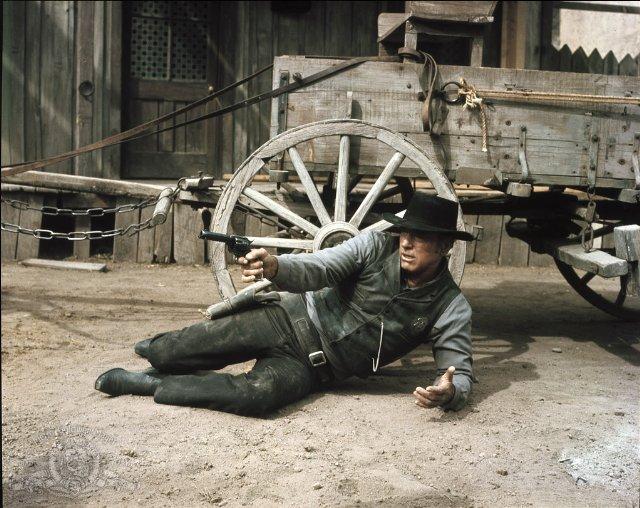 Lawman Burt Lancaster