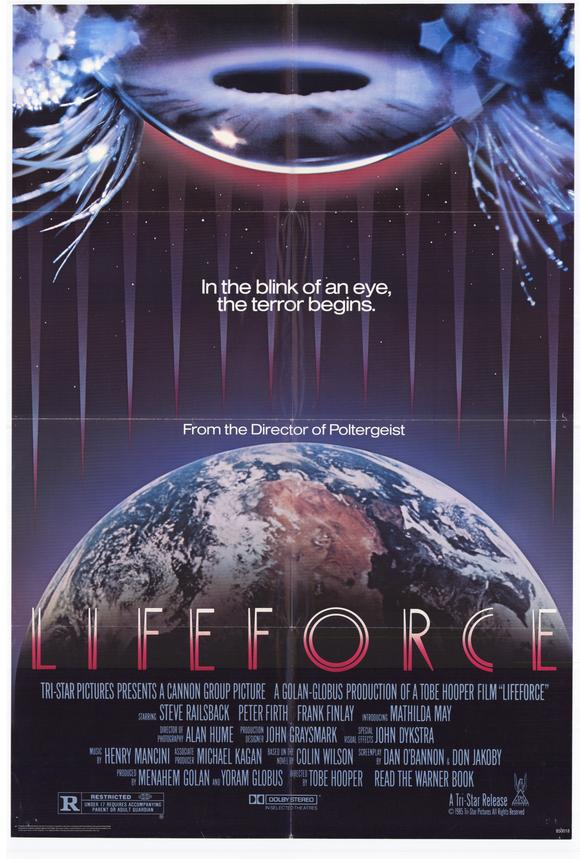 �lifeforce� the amazingly naked 80�s scifi horror cult