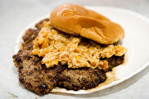 nutburger recipes
