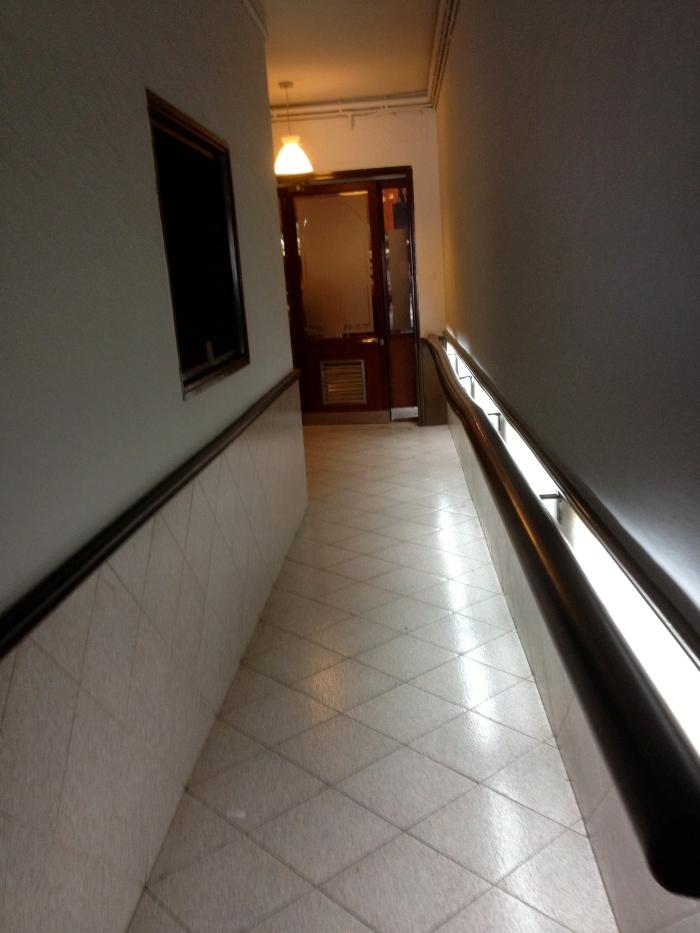 passadis del pep hallway barcelona