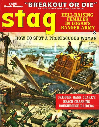 Stag magazine