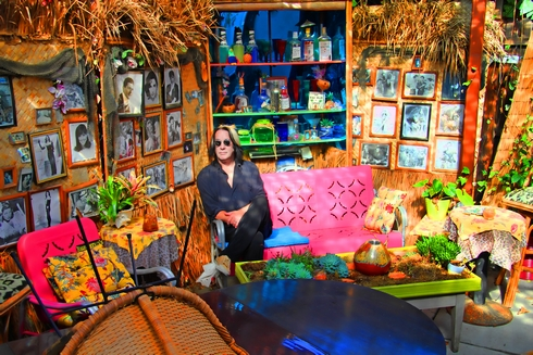 Todd Rundgren Tiki Iniki bar