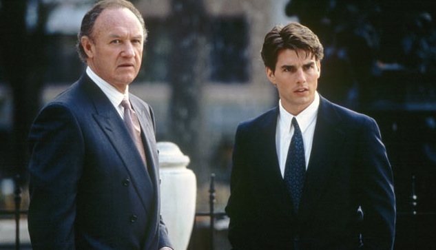 Tom Cruise Gene Hackman The Firm