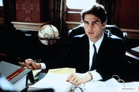 Tom Cruise in The Firm