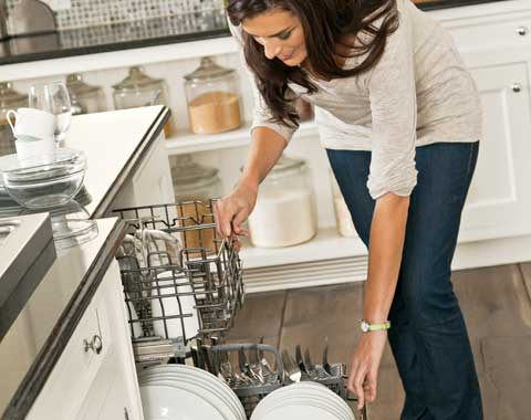 dishwasher cooking