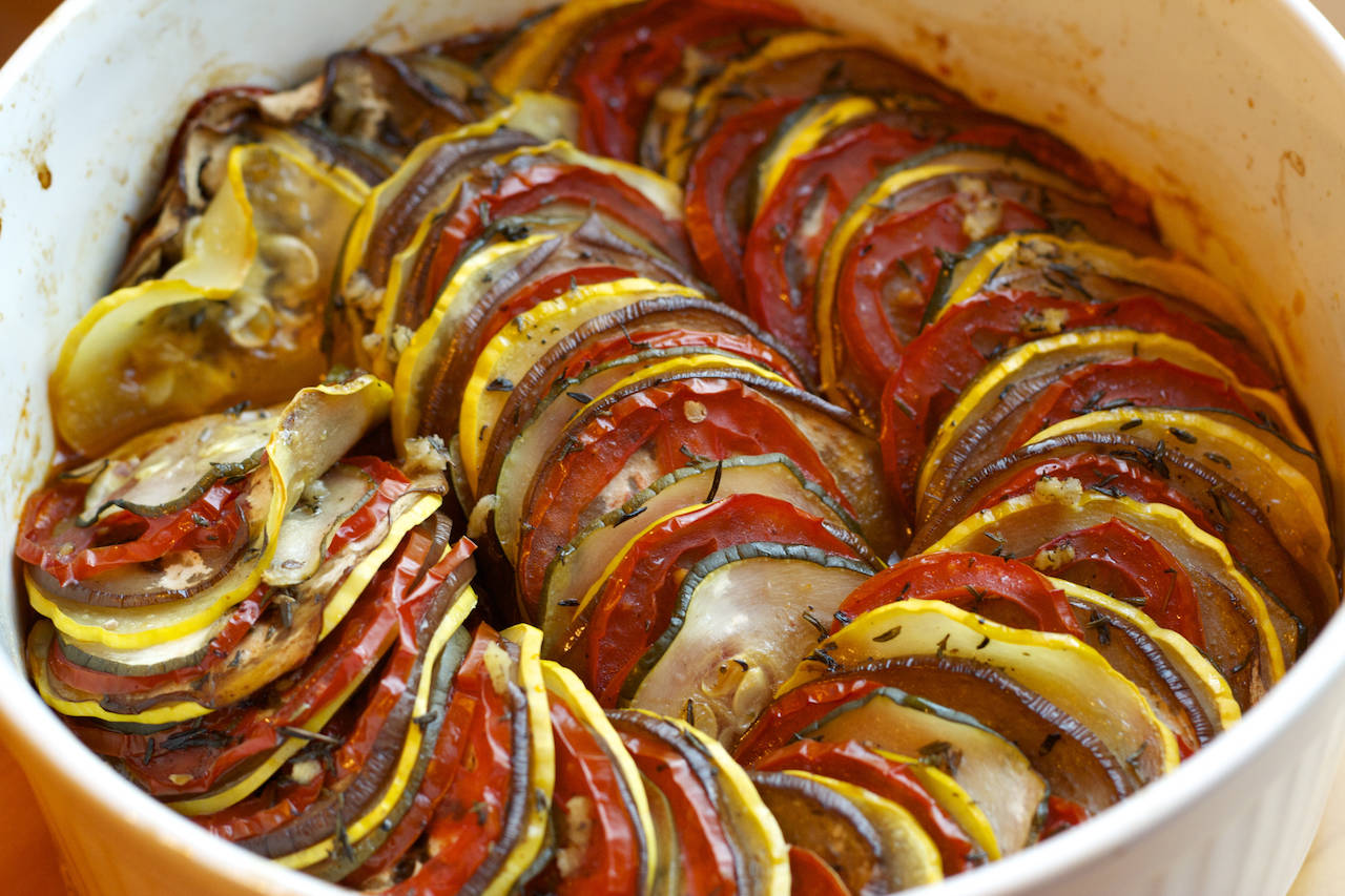 Ratatouille chef thomas keller s recipe for animated food for Cuisine francaise