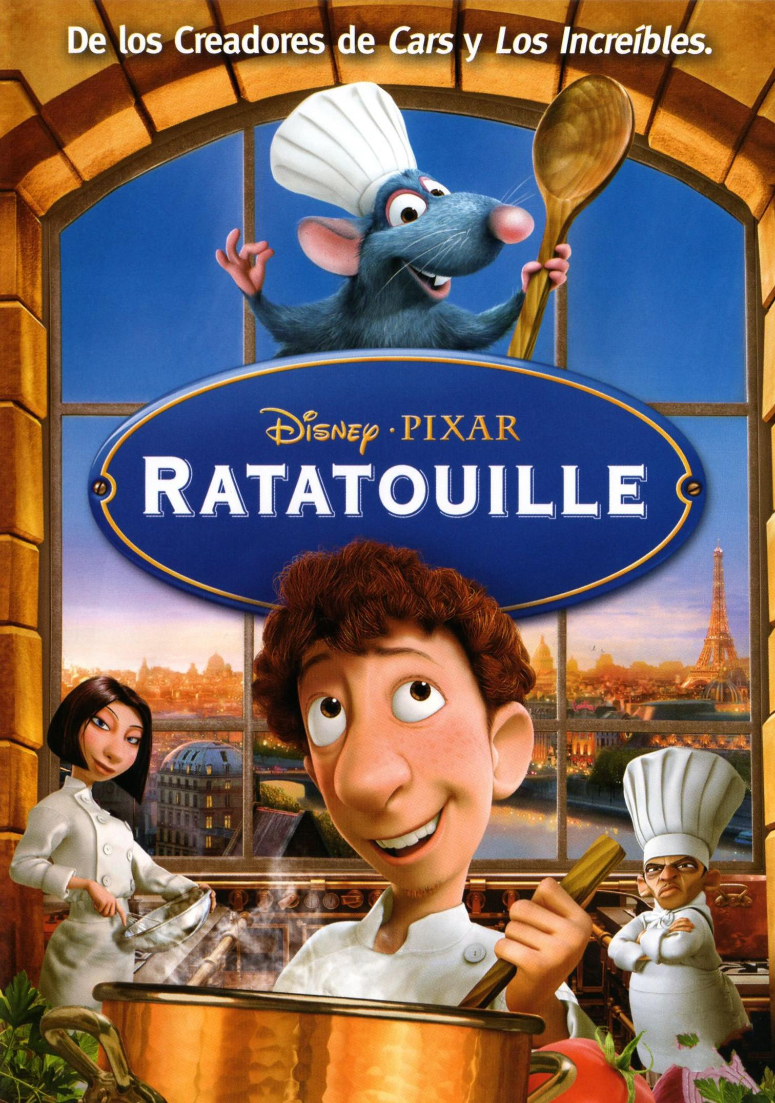 Ratatouille! Chef Thomas Keller's Recipe For Animated Food Magic ...