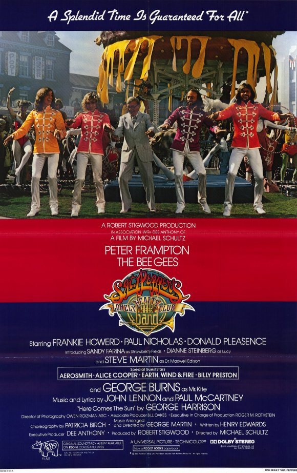 Sgt. Peppers movie poster