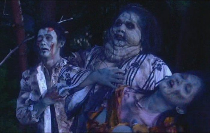 zombie musical japanese