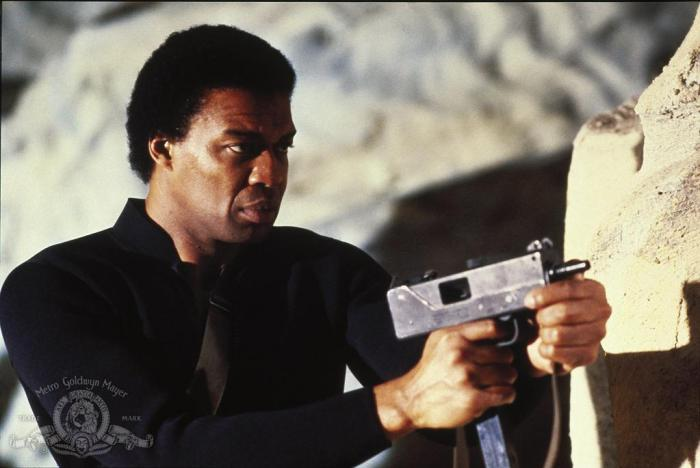 Bernie Casey Action film