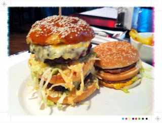 Big Manc Versus Big Mac
