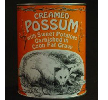 bizarre canned food items