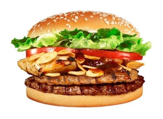 wacky fast food