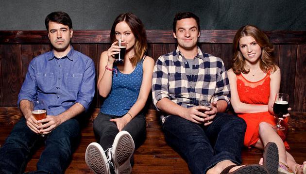 """Drinking Buddies""! Olivia Wilde's Indie Beer Bash With ..."