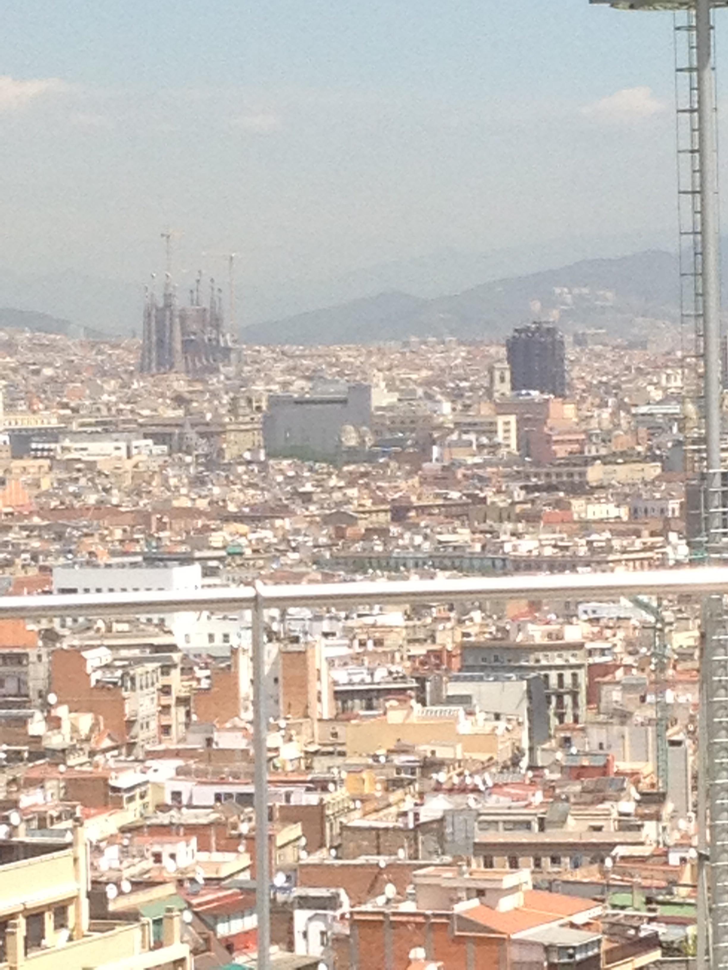 Barcelona and Famiglia