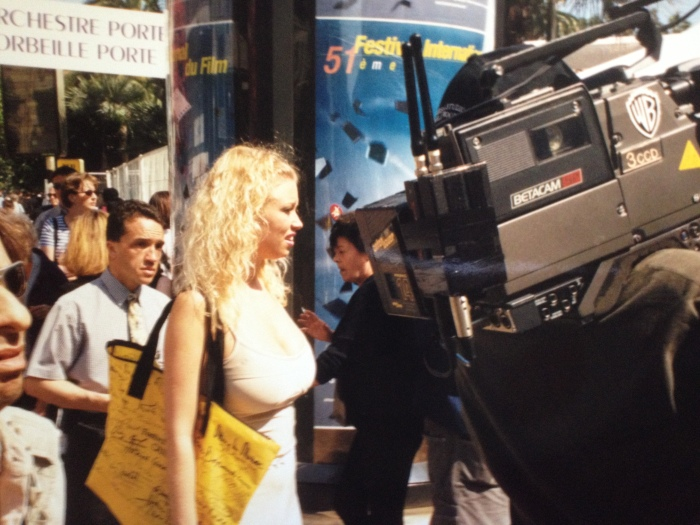 Jenna Jameson Cannes film festival