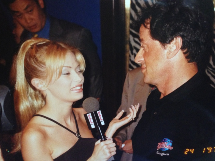 Jenna Jameson Sylvester Stallone