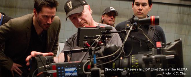 Keanu Reeves director