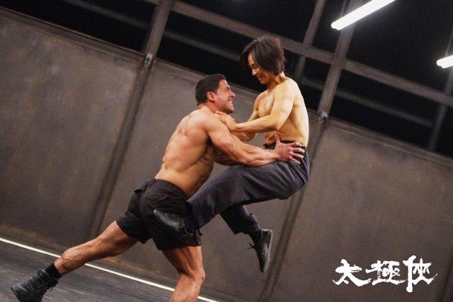 keanu reeves kung fu fight club