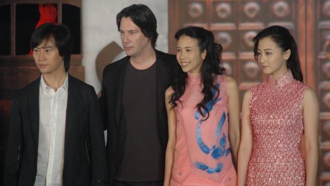 Man Of Tai Chi Keanu Reeves Director