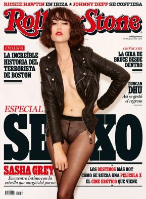 Sasha Grey Rolling Stone