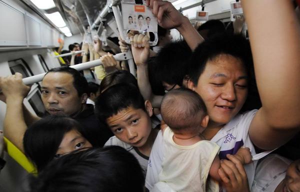 shanghai subway system