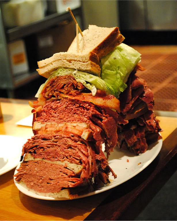 wacky sandwiches