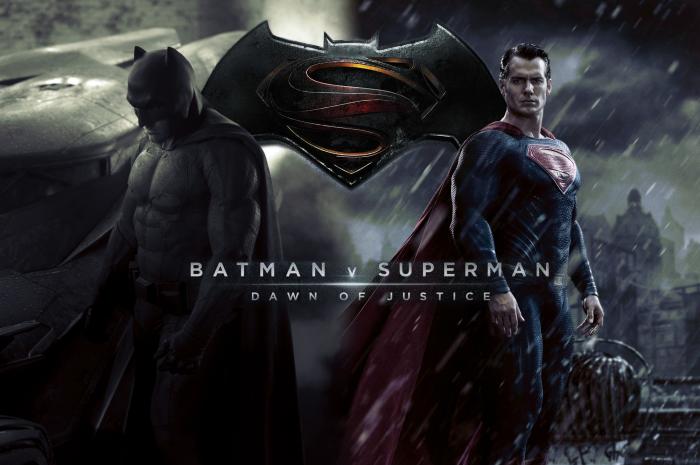 Batman V. Superman trailer