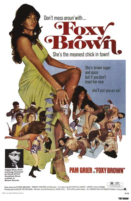 classic blaxploitation foxy brown