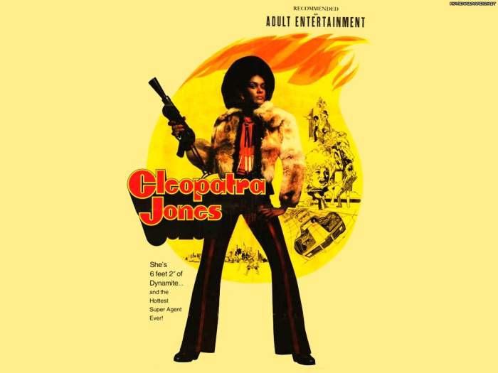 Cleopatra Jones sex symbol