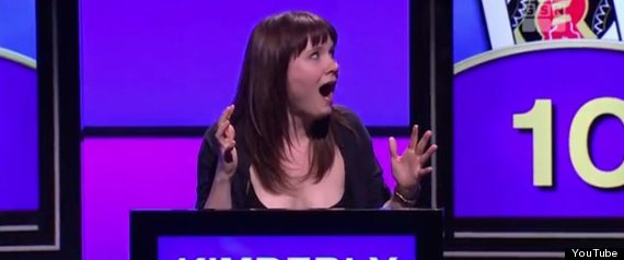 Dating game show bloopers family feud