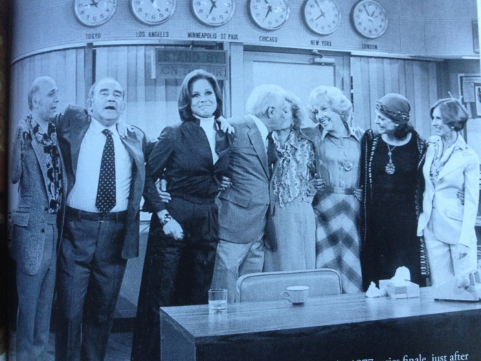 Mary Tyler Moore Farewell