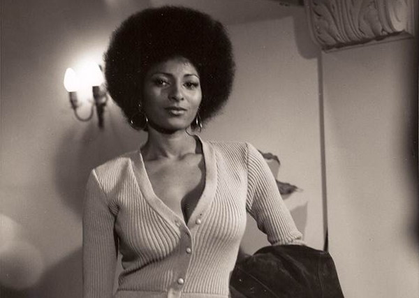 Pam Grier is Foxy Brown